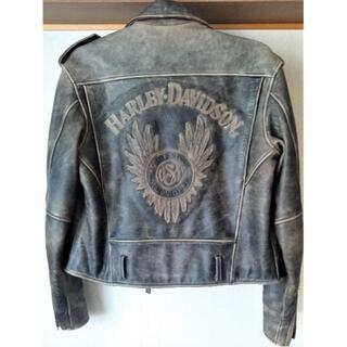 Harley Davidson - 革ジャン ライダースジャケット Mサイズ ハーレーダビッドソン