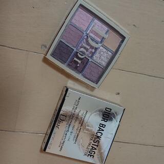 ディオール(Dior)のディオール バックステージ アイシャドウ クール002(アイシャドウ)