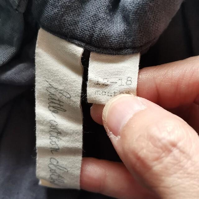 Caramel baby&child (キャラメルベビー&チャイルド)の90 18m little cotton clothes ワンピース キッズ/ベビー/マタニティのキッズ服女の子用(90cm~)(ワンピース)の商品写真