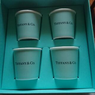 Tiffany & Co. - ティファニー エスプレッソカップセット