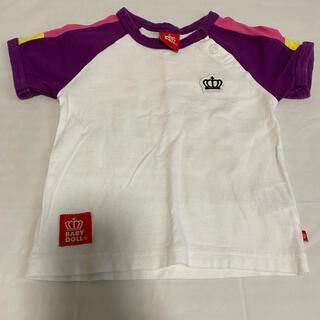 ベビードール(BABYDOLL)のbaby doll ベビードール Tシャツ(シャツ/カットソー)
