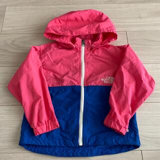 THE NORTH FACE - THE NORTH FACE コンパクトジャケット 100cm