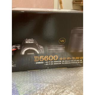 d5600 ダブルズームキットニコン Nikon