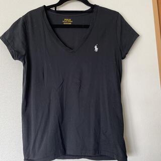 ポロラルフローレン(POLO RALPH LAUREN)のラルフローレン Vネック Tシャツ(Tシャツ(半袖/袖なし))