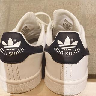 adidas - (値下げ)アディダス スタンスミス ネイビー 22.5