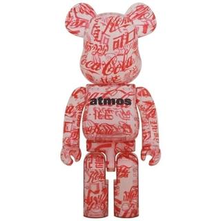 メディコムトイ(MEDICOM TOY)のBE@RBRICK atmos × Coca-Cola 1000% CLEAR (その他)