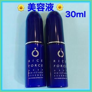 ライスフォース - ライスフォース ディープモイスチュア エッセンス ★美容液 2本×15ml