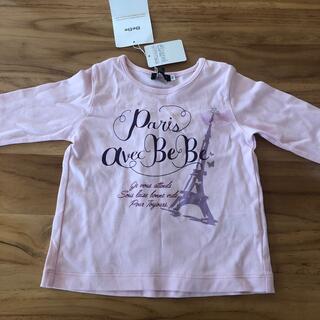 ベベ(BeBe)のBeBe 長袖Tシャツ(Tシャツ/カットソー)