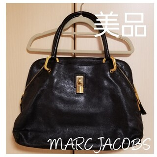 マークジェイコブス(MARC JACOBS)の《美品》マークジェイコブス ハンドバッグ(ハンドバッグ)