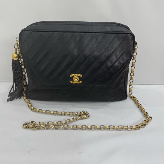 CHANEL(シャネル)の488 シャネル マトラッセ 2way ボールフリッジ シリアルナンバーあり レディースのバッグ(ショルダーバッグ)の商品写真