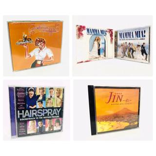 ★専用★『アメリカングラフィティ』『マンマミーア』『ヘアスプレー』『仁』CD4枚(映画音楽)