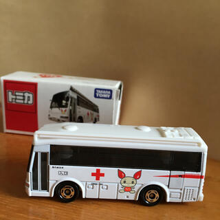 Takara Tomy - トミカ 献血バス