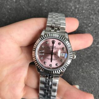 ROLEX - 即購入OK!!!SSランク レディース 腕時計 自動巻