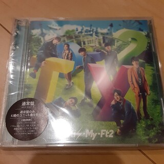 Kis-My-Ft2 - Kis-My-Ft2通常盤to-y2
