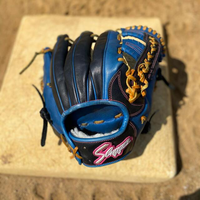 久保田スラッガー(クボタスラッガー)のスラッガー内野手グラブ スポーツ/アウトドアの野球(グローブ)の商品写真