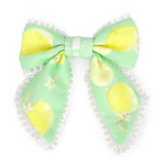 Angelic Pretty - Fruity Lemonリボンクリップ
