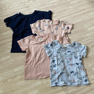 H&M - H&M UNIQLO 半袖Tシャツ 4枚セット