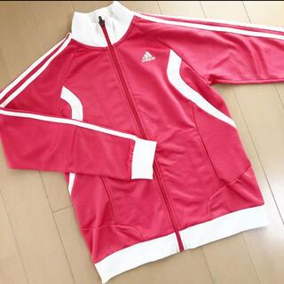 adidas - adidas アディダス ジャージ ピンク S レディース