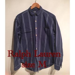 ポロラルフローレン(POLO RALPH LAUREN)のRalph Laurenシャツ USAアメリカ古着ビンテージアメカジポロカン(シャツ)