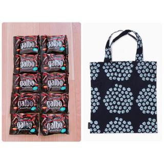 メイジ(明治)の新品未開封!ガルボ チョコレート 10袋セット(菓子/デザート)
