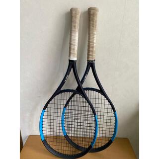 ウィルソン(wilson)のウィルソン テニスラケット ウルトラ 105S G1 2本(ラケット)