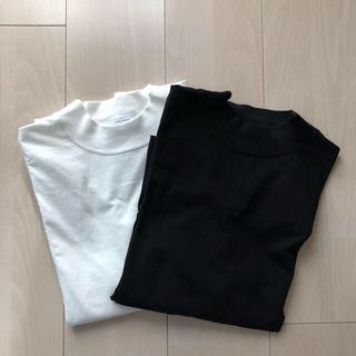 グリーンレーベルリラクシング(green label relaxing)のグリーンレーベルリラクシング モックネックTシャツ(Tシャツ(半袖/袖なし))