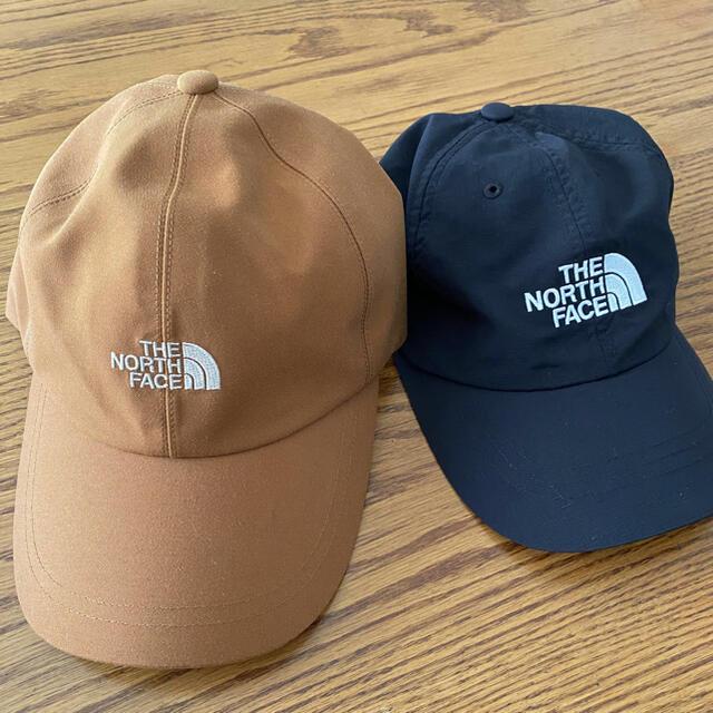 THE NORTH FACE(ザノースフェイス)の【美品】確実正規品 ノースフェイス ゴアテックス ナイロンキャップ 2点セット メンズの帽子(キャップ)の商品写真