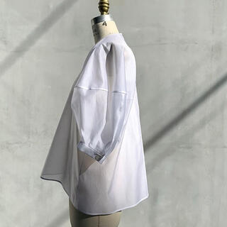 Drawer - blamink  ブラミンク ドルマンスリーブブラウス ホワイト サイズ36