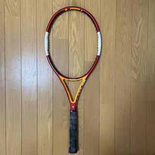 ウィルソン(wilson)のwilson 硬式テニスラケット(ラケット)