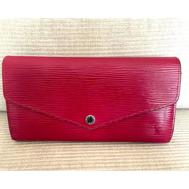 LOUIS VUITTON(ルイヴィトン)のルイヴィトン エピ長財布 レディースのファッション小物(財布)の商品写真