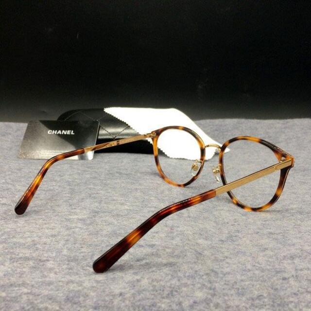 CHANEL(シャネル)のシャネル CHANEL 2133 メガネ フレーム サングラス 鼈甲 レディースのファッション小物(サングラス/メガネ)の商品写真