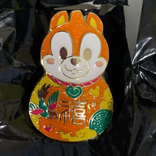 チップアンドデール(チップ&デール)の上海ディズニー ミステリーピン チップ&デール(バッジ/ピンバッジ)