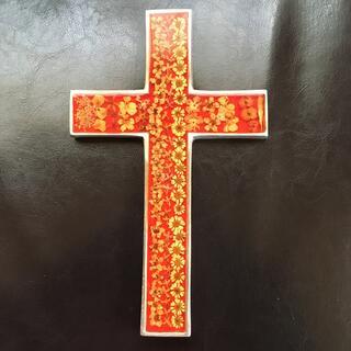 アンダーカバー(UNDERCOVER)のundercover×trash 十字架 壁掛け(その他)