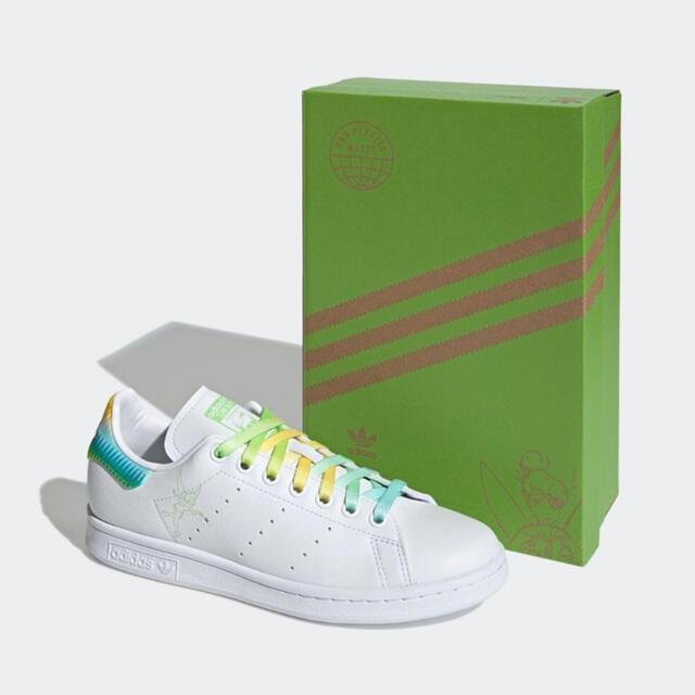 adidas(アディダス)のスタンスミス ティンカーベル /  adidas レディースの靴/シューズ(スニーカー)の商品写真