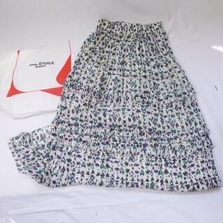 Isabel Marant - ■Isabel Marant 花柄スカート レディースXS