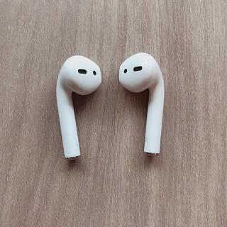 Apple - AirPods イヤホンのみ Apple純正