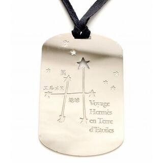 エルメス(Hermes)のエルメス ネックレス ネックレス (キーホルダー)