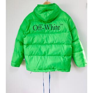 OFF-WHITE - オフホワイト ダウンジャケット