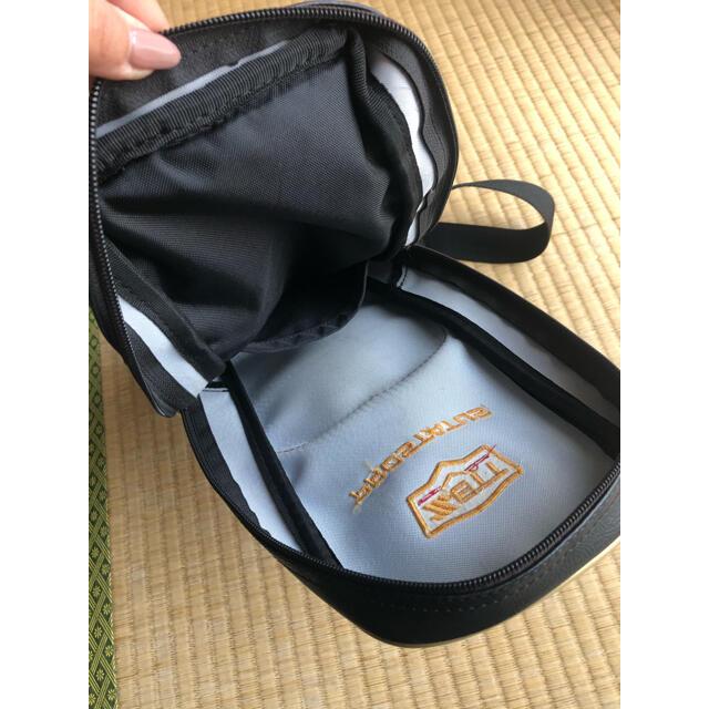 ZETT(ゼット)のZETT PROSTATUS ボディバッグ スポーツ/アウトドアの野球(その他)の商品写真