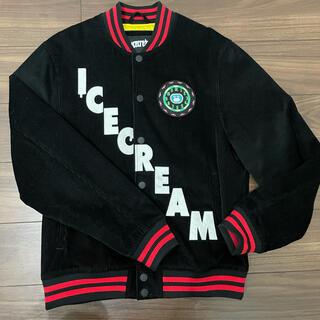 アイスクリーム(ICE CREAM)のICECREAM 2020 HERITAGE BASEBALL JACKET(スタジャン)