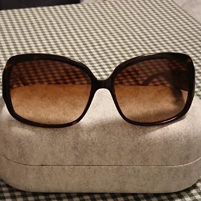 COACH(コーチ)の【売約済み】美 品❗COACH コーチ  サングラス レディースのファッション小物(サングラス/メガネ)の商品写真
