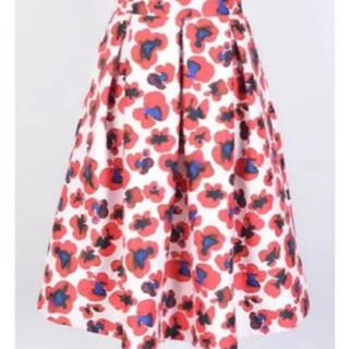 デイシー(deicy)のデイシー 花柄スカート(ひざ丈スカート)