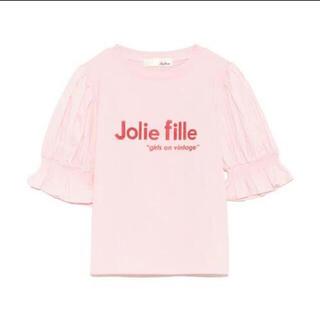 リリーブラウン(Lily Brown)のリリーブラウン半袖Tシャツ(Tシャツ(半袖/袖なし))