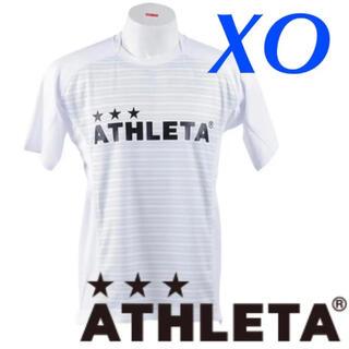 ATHLETA - 新品 アスレタ プラクティス シャツ ホワイト