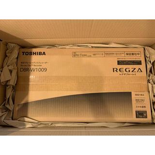 東芝 - TOSHIBA REGZA ブルーレイディスクレコーダー DBR-W1009