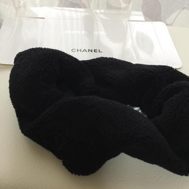 CHANEL(シャネル)のCHANEL ノベルティ ヘアバンド レディースのヘアアクセサリー(ヘアゴム/シュシュ)の商品写真