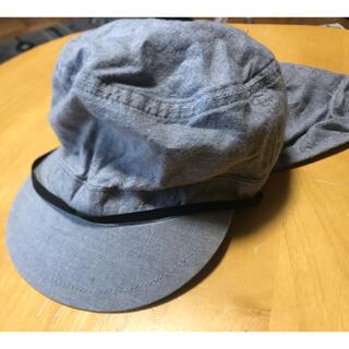 MUJI (無印良品) - 無印 帽子 キャップ 52cm