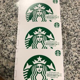 スターバックスコーヒー(Starbucks Coffee)のスターバックス ギフトカード(フード/ドリンク券)