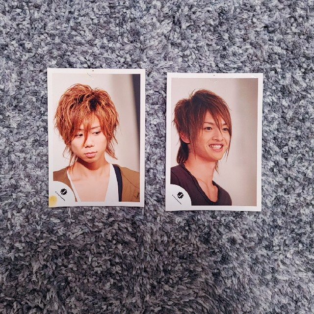 Kis-My-Ft2(キスマイフットツー)のkis-my-ft2 公式写真  ~Jr時代~  北山・玉森 エンタメ/ホビーのタレントグッズ(アイドルグッズ)の商品写真