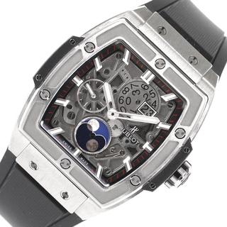 ウブロ(HUBLOT)のウブロ HUBLOT スピリットオブビックバン 腕時計 メンズ【中古】(その他)